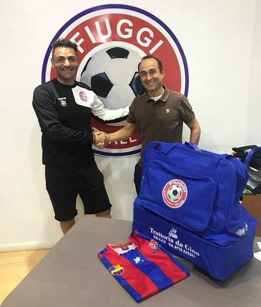 Trattoria Da Gino FC Fiuggi Calcio
