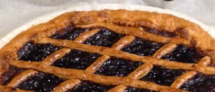 La crostata fatta in casa