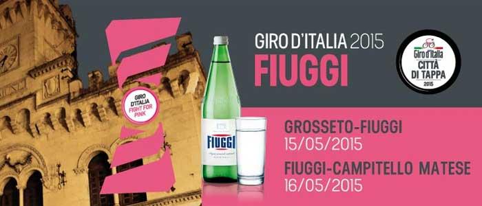 Giro Italia 2015 – Fiuggi città di doppia tappa