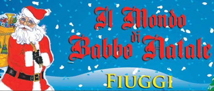 Babbo Natale a Fiuggi