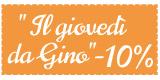 Giovedì da Gino