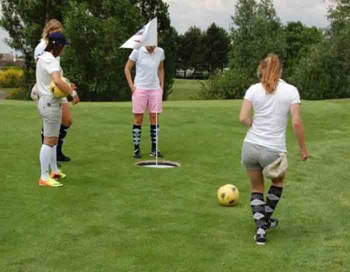 footgolf Fiuggi competizione