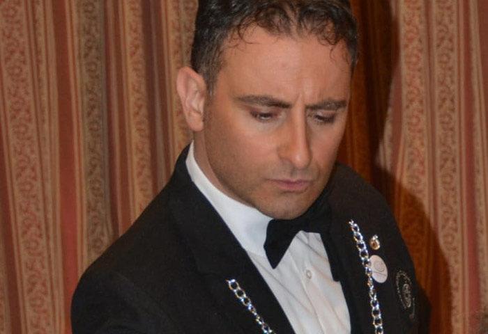 Stefano Incocciati Sommelier