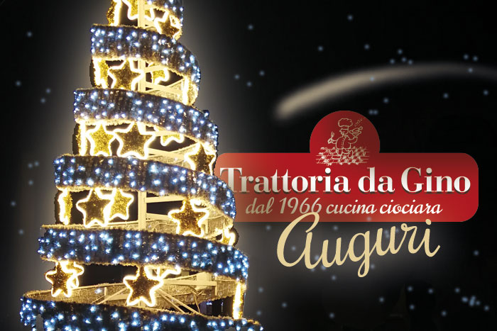 Natale a Fiuggi Gino