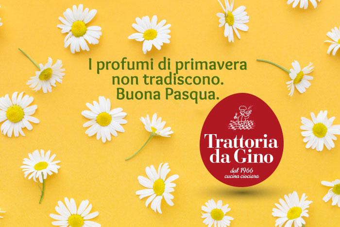 Pasqua Trattoria da Gino Fiuggi 2021